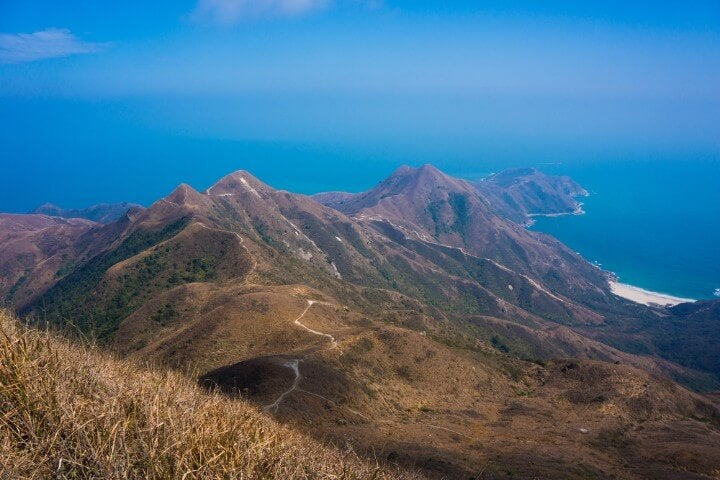 Sai Kung - sharps peak hong kong