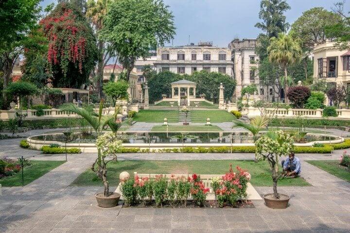 Garden of Dreams in nepal