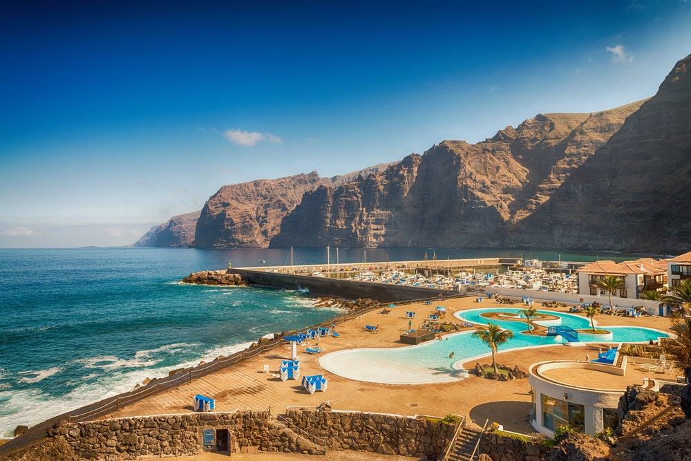 Los Gigantes cliffs - Tenerife