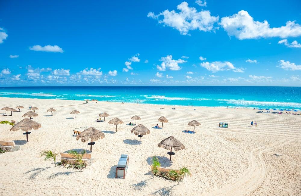 Cancun beach - Mexico