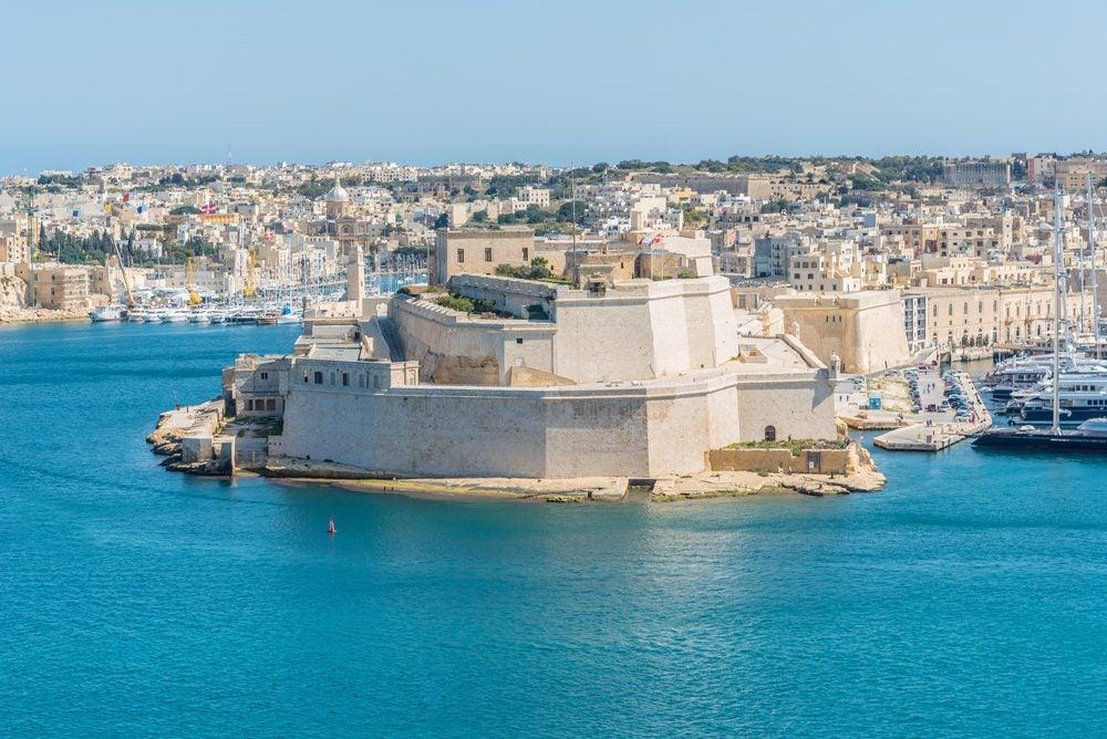 Fort St Angelo - Malta