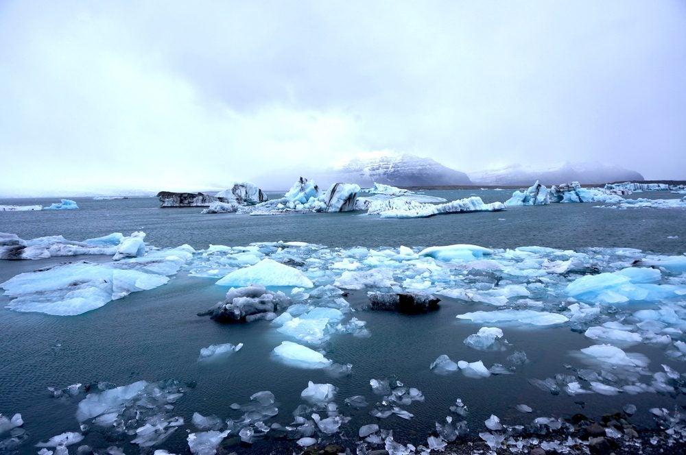 Vatnajökull in Iceland