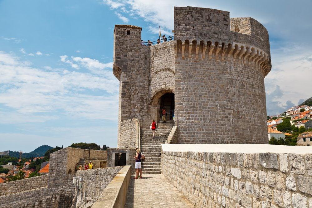 Minceta Tower - Dubrovnik