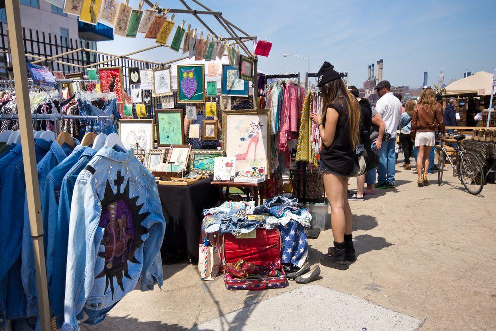 New York City flea markets