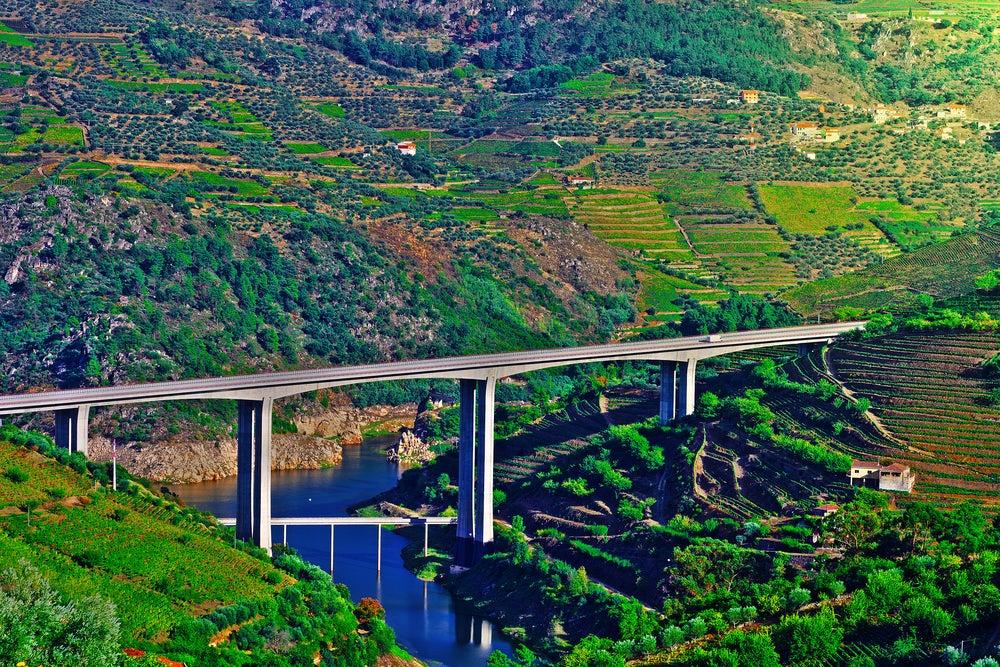 The Linha do Douro, Portugal