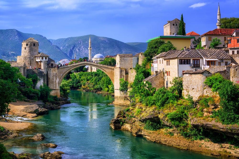 Mostar-Sarajevo, Bosnia and Herzegovina