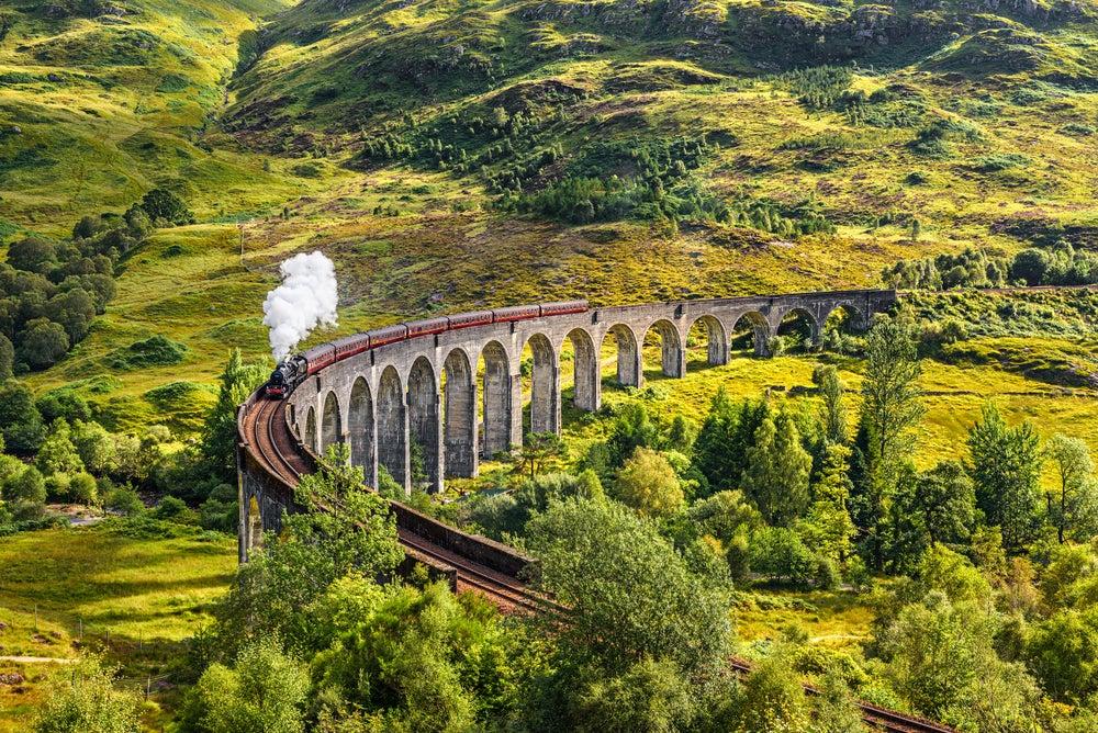 The West Highland Line, Scotland