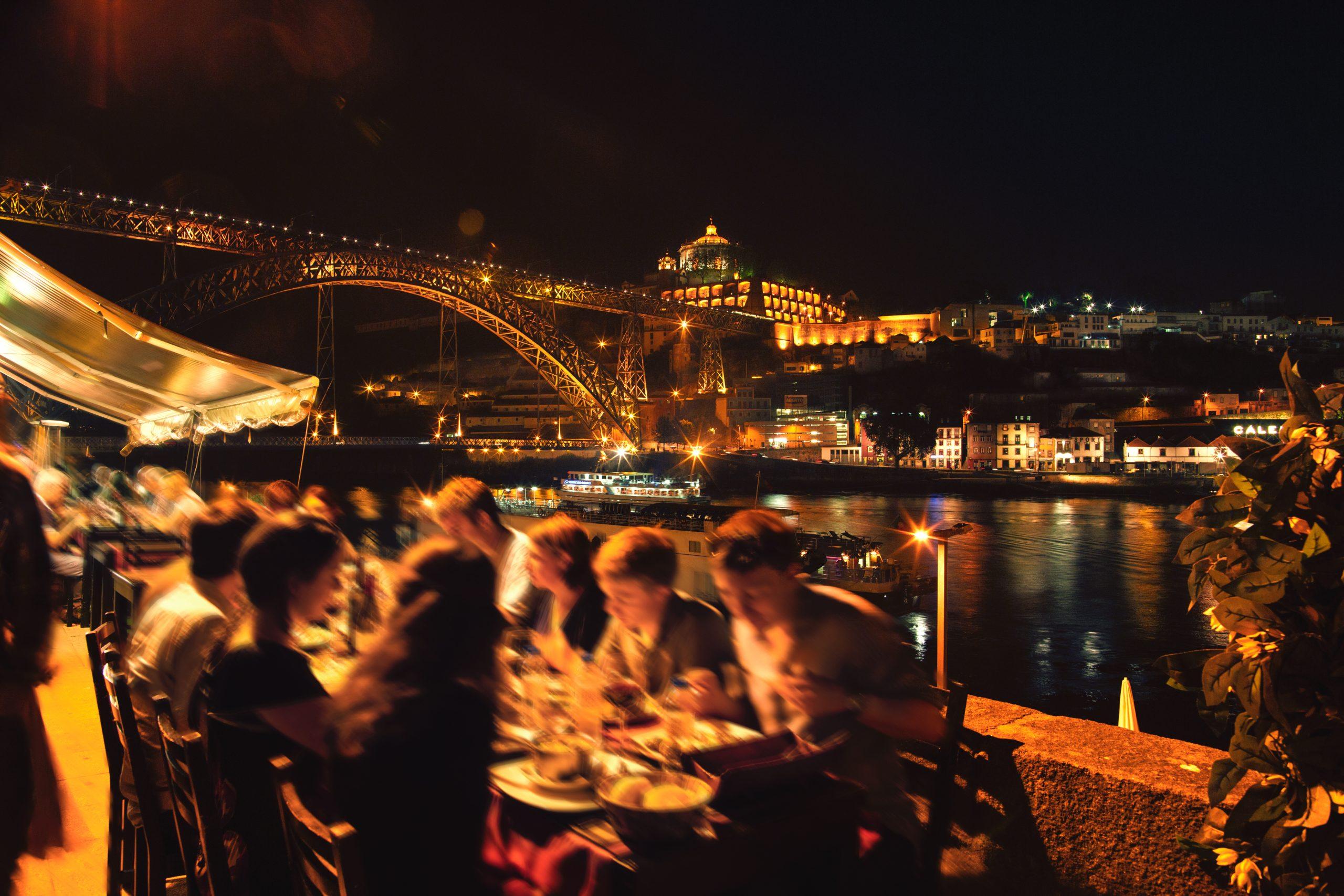 Nightlife in Porto