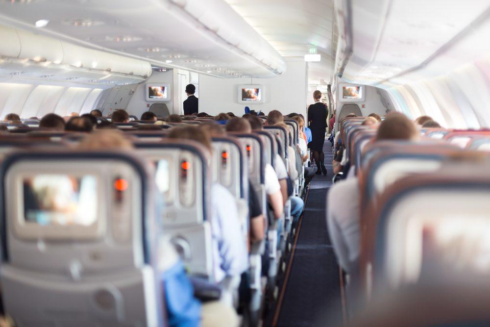 A full flight