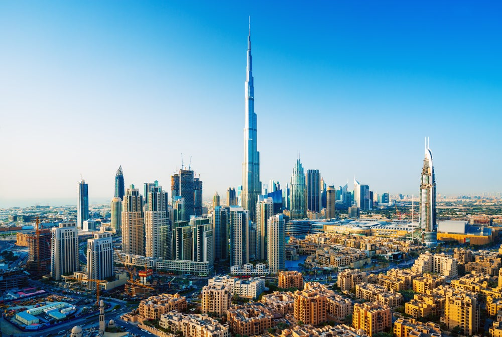 Where to travel in 2021 - Dubai, UAE