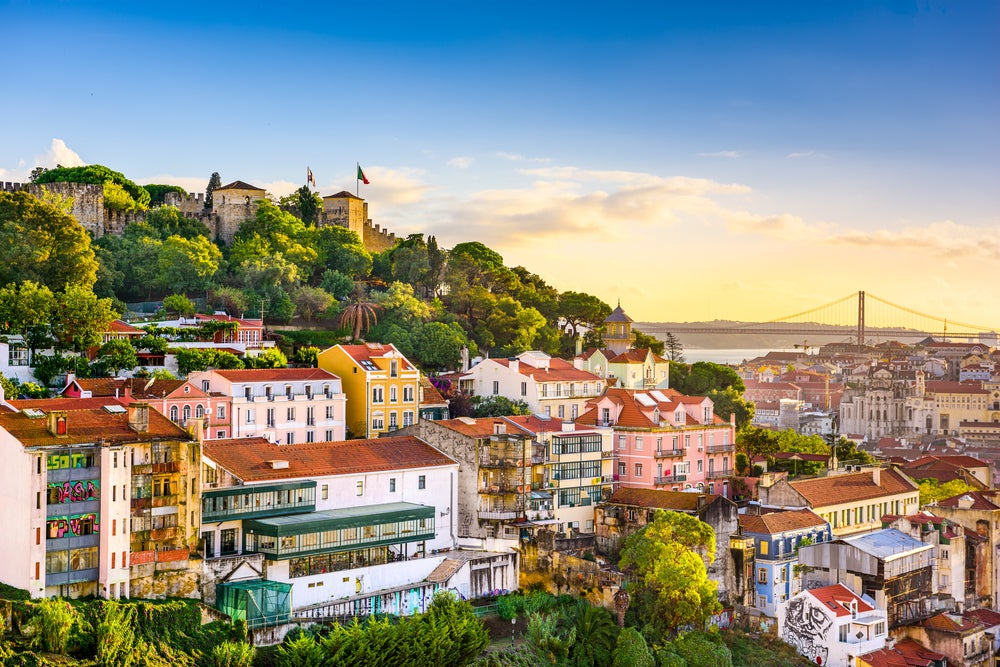 Where to travel in 2021 - Lisbon, Portugal