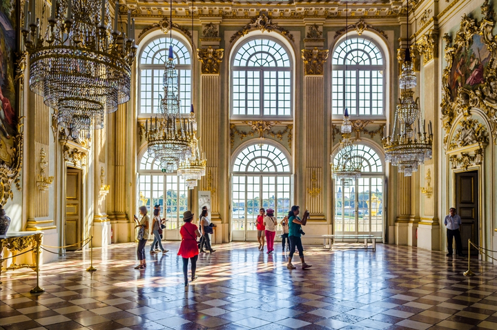 Nymphenburg Palace to see in Munich, Germany