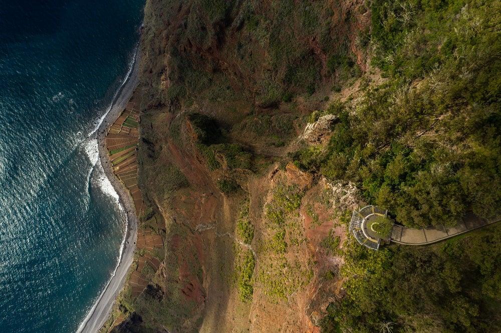 madeira holidays, Cabo Girao viewpoint