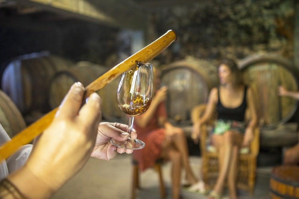 madeira, wine