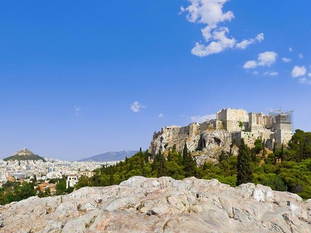 Book your holiday to Athens with onefront-EDreams