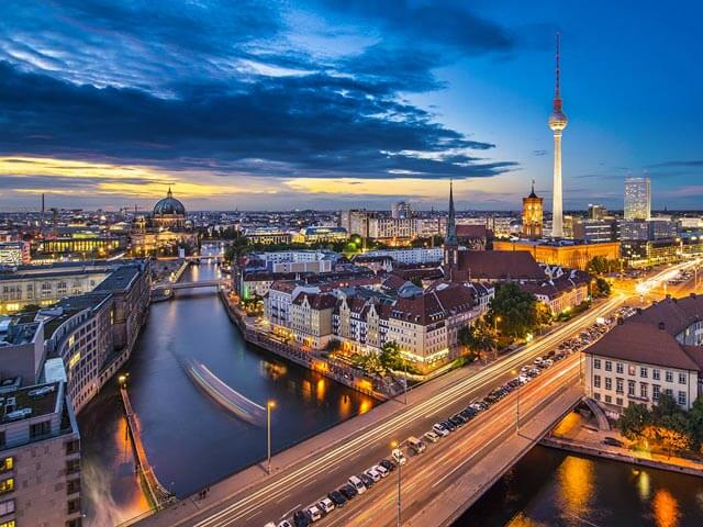Book your holiday to Berlin with onefront-EDreams