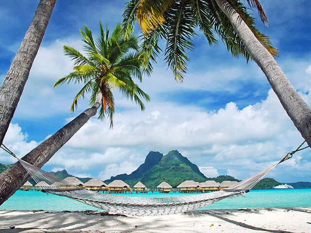 Book your holiday to Bora Bora with onefront-EDreams