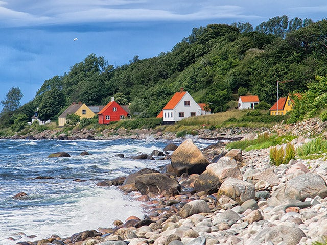 Book your holiday to Bornholm with onefront-EDreams