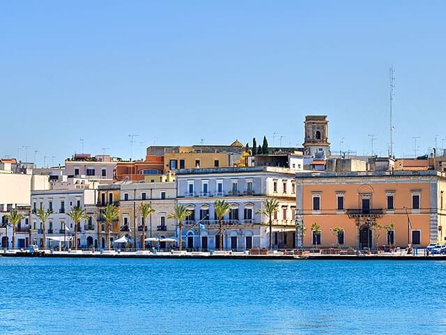 Book your holiday to Brindisi with onefront-EDreams