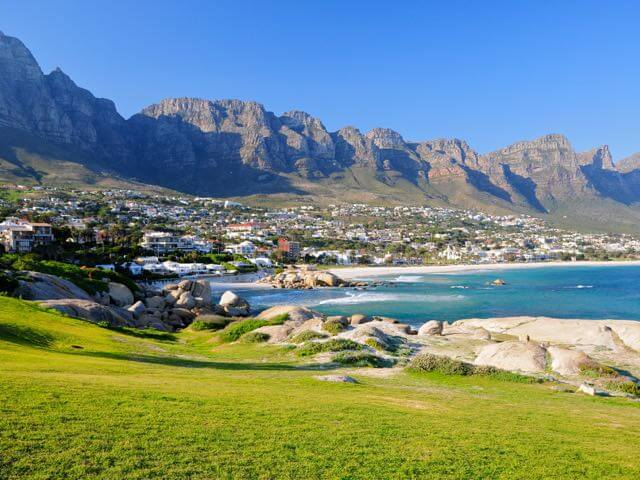 Book your holiday to Cape Town with onefront-EDreams