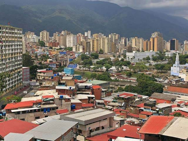 Book your holiday to Caracas with onefront-EDreams