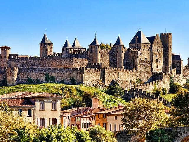 Book your holiday to Carcassonne with onefront-EDreams