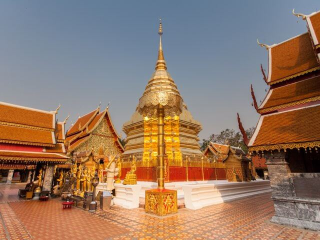 Book your holiday to Chiang Mai with onefront-EDreams