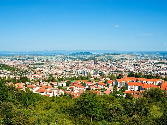 Book your holiday to Clermont Ferrand with onefront-EDreams