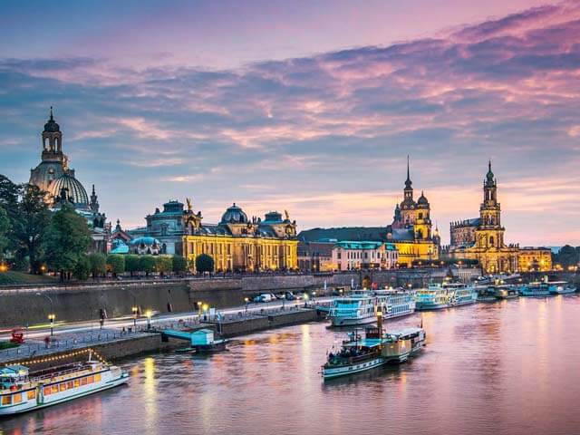 Book your holiday to Dresden with onefront-EDreams