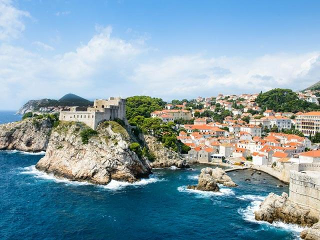 Book your holiday to Dubrovnik with onefront-EDreams