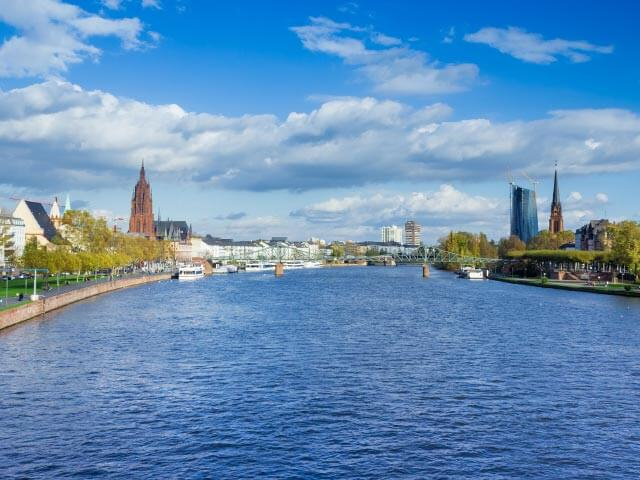 Book your holiday to Frankfurt with onefront-EDreams