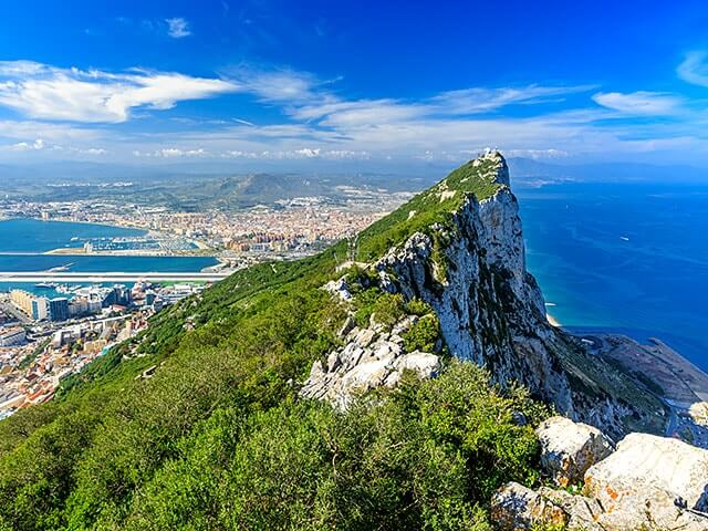 Book your holiday to Gibraltar with onefront-EDreams