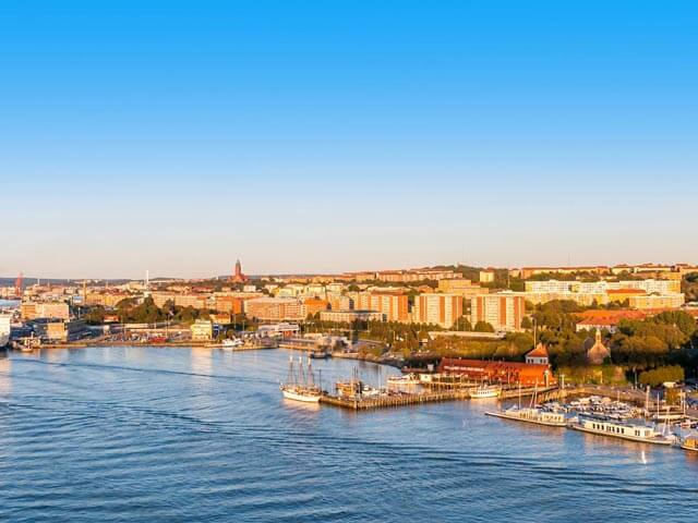 Book your holiday to Gothenburg with onefront-EDreams
