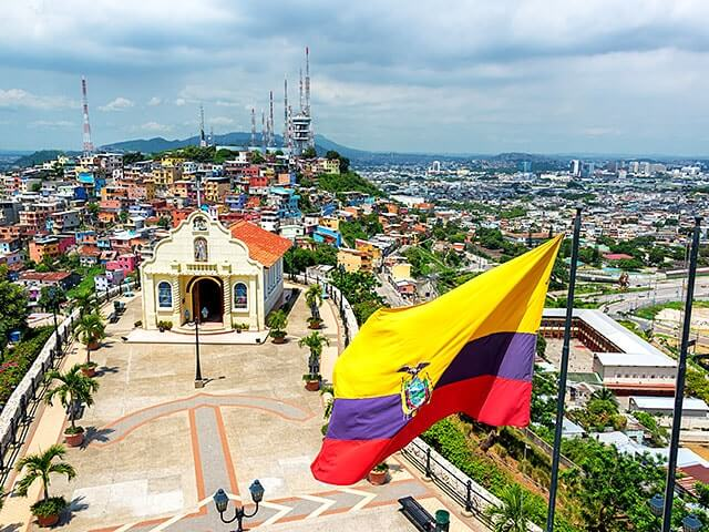 Book your holiday to Guayaquil with onefront-EDreams