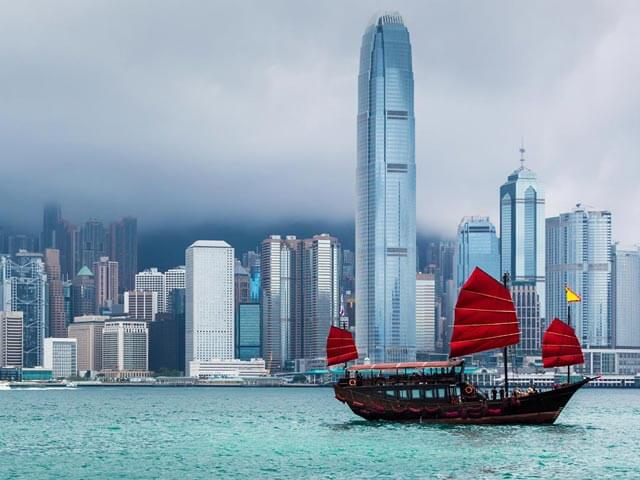 Book your holiday to Hong Kong with onefront-EDreams
