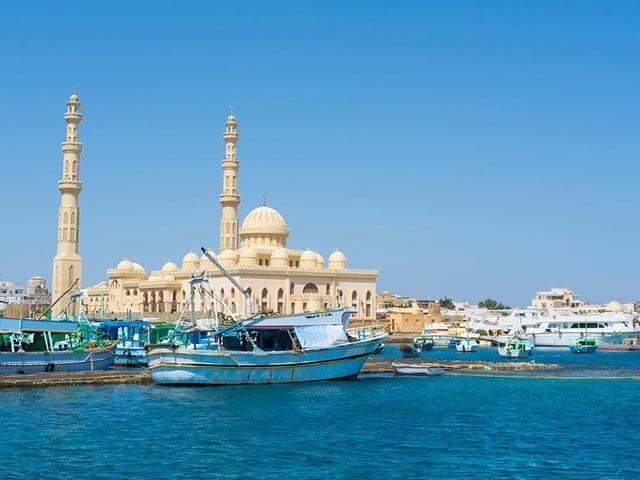 Book your holiday to Hurghada with onefront-EDreams