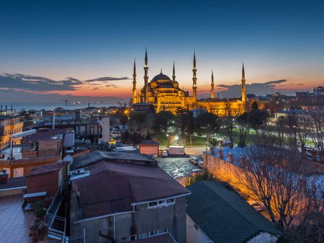Book your holiday to Istanbul with onefront-EDreams