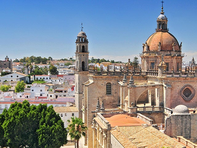 Book your holiday to Jerez de La Frontera with onefront-EDreams
