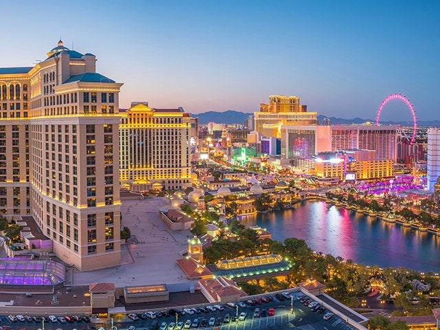 Book your holiday to Las Vegas with onefront-EDreams
