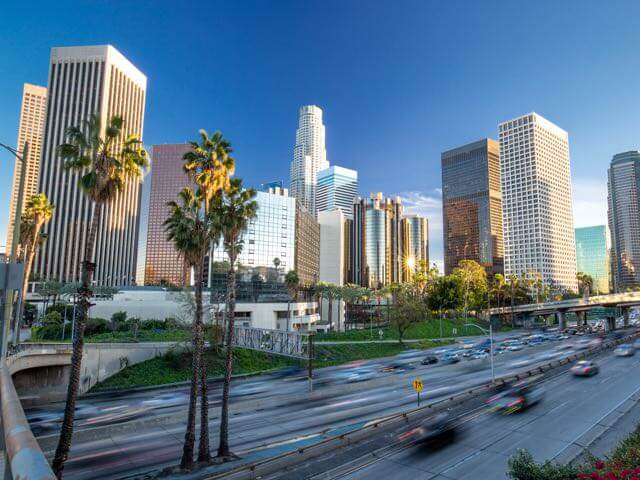 Book your holiday to Los Angeles with onefront-EDreams