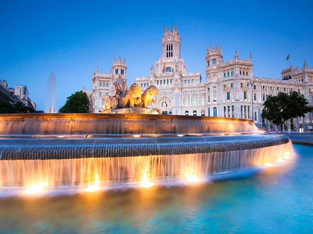 Book your holiday to Madrid with onefront-EDreams