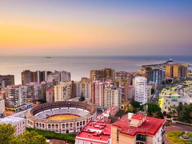 Book your holiday to Malaga with onefront-EDreams