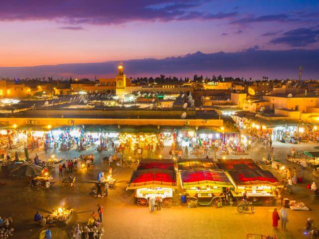Book your holiday to Marrakech  with onefront-EDreams