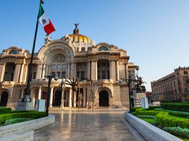 Flights To Mexico City Mexico From 63 With Edreams