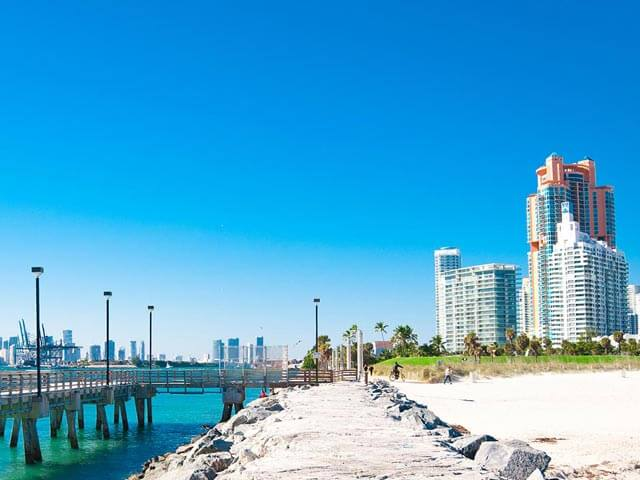 Book your holiday to Miami with onefront-EDreams