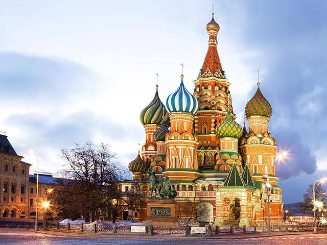 Book your holiday to Moscow with onefront-EDreams