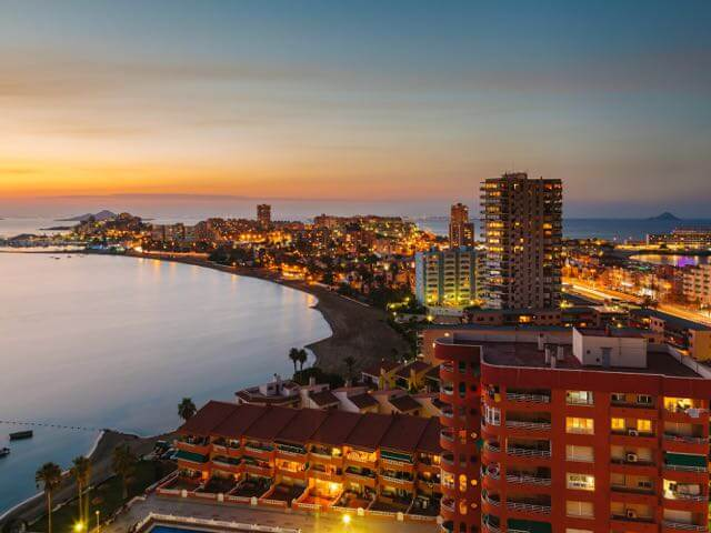 Book your holiday to Murcia with onefront-EDreams