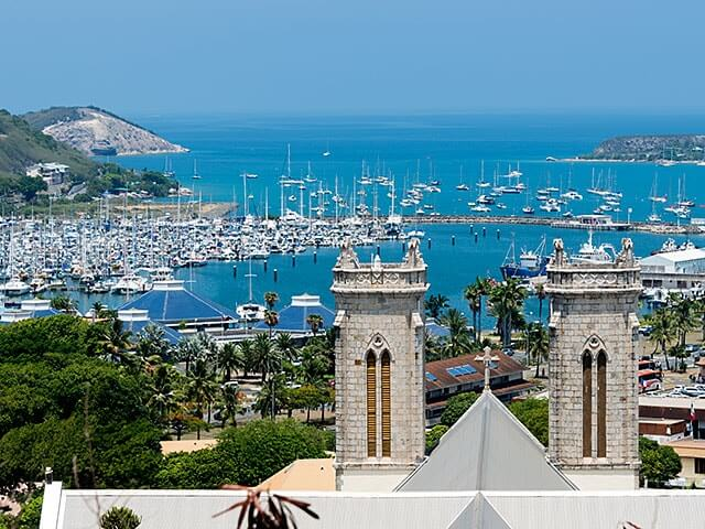 Book your holiday to Noumea with onefront-EDreams