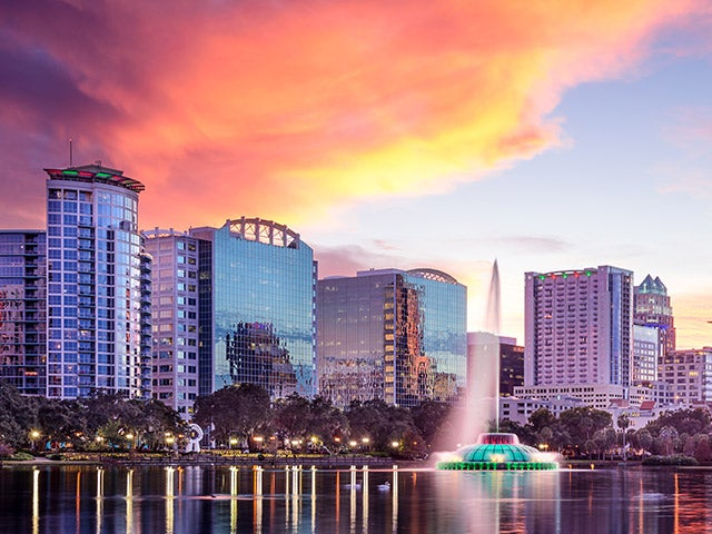 Book your holiday to Orlando with onefront-EDreams