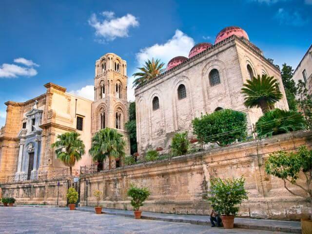 Book your holiday to Palermo with onefront-EDreams